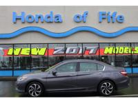 PREMIUM & KEY FEATURES ON THIS 2016 Honda Accord Sedan