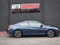 This 2016 Honda Accord Coupe 2dr 2dr I4 CVT EX-L