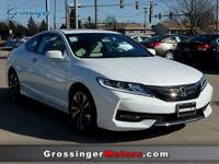 With a reputation for excellence, our 2016 Honda Accord