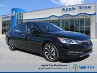 Options:  2016 Honda Accord Ex-L|Ex-L 4Dr Sedan|Armed