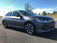CARFAX One-Owner. Certified. 2016 Honda Accord EX-L