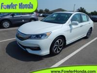 Accord EX-L and 4D Sedan. Don't let the miles fool you!