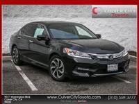 Options:  2016 Honda Accord Ex-L|Black|Carfax One