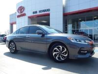 We are excited to offer this 2016 Honda Accord Sedan.