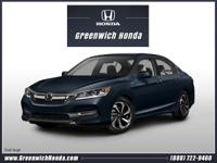 Introducing the 2016 Honda Accord! The design of this