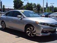 New Price! CARFAX One-Owner. Clean CARFAX. SILVER 2016