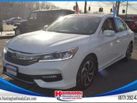 Recent Arrival! Leather. Clean CARFAX. 2016 Honda
