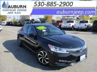 ONE OWNER, HEATED SEATS, LEATHER! This 2016 Honda
