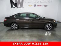 EXTRA LOW MILES 12K, HONDA SENSING, POWER SUNROOF,