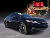 Options:  2016 Honda Accord Coupe Ex||Intermittent