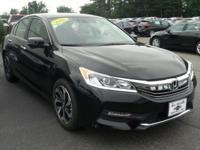 2016 Honda Accord EX w/Honda Sensing Odometer is 3460