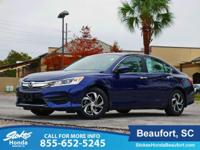 CARFAX One-Owner. Clean CARFAX. Obsidian Blue 2016