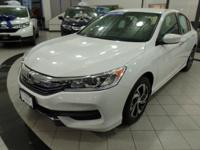 Certified Pre-Owned and ready  to go! Our 2016 Honda