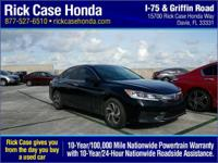 Recent Arrival! Clean CARFAX. Blue 2016 Honda Accord LX