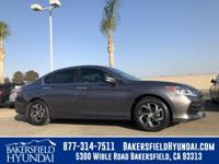 Clean CARFAX. 37/27 Highway/City MPG** FWD  Awards:   *