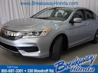 HONDA CERTIFIED***7 YEAR/100K WARRANTY***, ONE