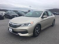 Accord LX, Honda Certified, 4D Sedan, 2.4L I4 DOHC