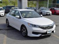 This 2016 Honda Accord Sedan LX is proudly offered by
