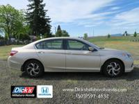 CERTIFIED! This beautiful 2016 Accord comes with Four