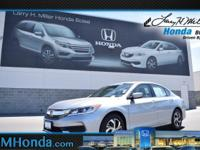 Win a score on this certified 2016 Honda Accord Sedan