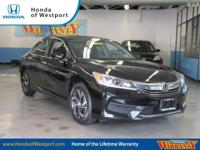 This outstanding example of a 2016 Honda Accord Sedan