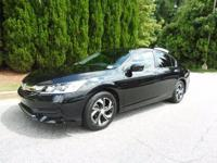 LIFETIME WARRANTY AVAILABLE ON THIS CLEAN HONDA ACCORD