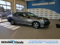 Recent Arrival! This 2016 Honda Accord LX in Modern
