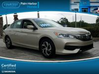 CERTIFIED, CARFAX ONE OWNER, LOW MILES, BLUETOOTH,
