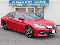 This  Accord Sedan Sport  is a New Arrival at
