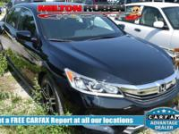 Options:  2016 Honda Accord Sedan Sport|Miles: