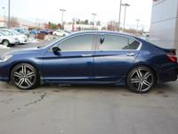 Options:  2016 Honda Accord Sedan Sport|Additional