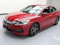 2016 Honda Accord with 2.4L I4 Engine,Automatic