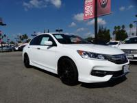 This 2016 Honda Accord Sedan Sport is priced to sell. A