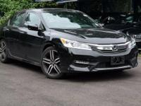 Recent Arrival! Certified. 2016 Honda Accord Sport