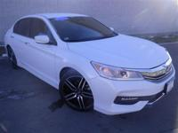 Recent Arrival! *HONDA CERTIFIED!*, Accord Sport