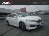 2016 Accord Sedan, 11,649 miles, options include: a