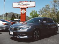 Options:  2016 Honda Accord Sedan Touring|Carfax