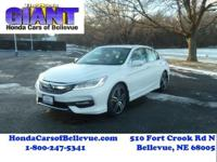 Check out this gently-used 2016 Honda Accord Sedan we
