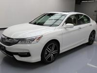 2016 Honda Accord with 3.5L V6 Engine,Automatic