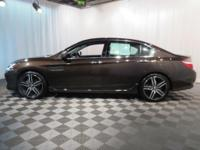2016 Honda Accord Touring CLEAN CARFAX ONE OWNER,