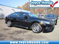 2016 Honda Civic EX 41/31 Highway/City MPG** Odometer