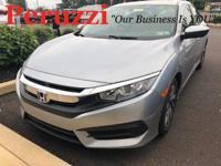 CARFAX One-Owner. Clean CARFAX. 2016 Honda Civic EX FWD