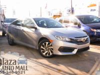 Recent Arrival! Certified. 2016 Honda Civic EX Modern