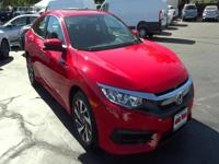 Introducing the 2016 Honda Civic! Some vehicles just