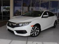 HONDA CERTIFIED WARRANTY APPLIES!!!!!, Civic EX. CARFAX