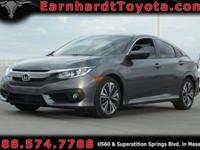 We are thrilled to offer you this sporty 2016 Honda