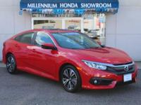This Honda Certified Civic Sedan EX-L is Priced Below