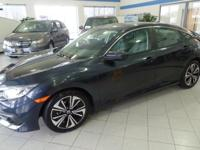 Certified  Pre-Owned and ready to go! This Honda has