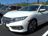Look at this 2016 Honda Civic Sedan EX-L. Its Variable