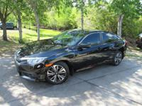 Options:  2016 Honda Civic Ex-L W/ Honda Sensing|This
